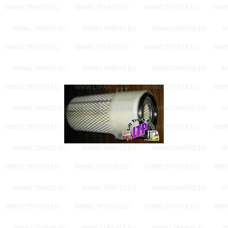 VZDUCH. FILTR, TCM FD30Z9,11626 FIAT BI25C, 178859, HYS.305080, JUNG.504240863, 9136101900