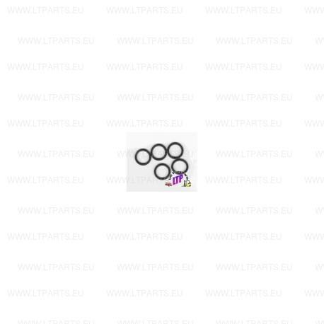 JOINT TORIQUE, HYDRAULIQUE SOUPAPE FIAT B125C, CONTINENTAL TM27, 8718X