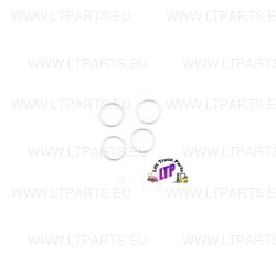 2732485 SEAL, HYDRAULIC VALVE FIAT B125C, 1992, CONTINENTAL TM27, 8718X