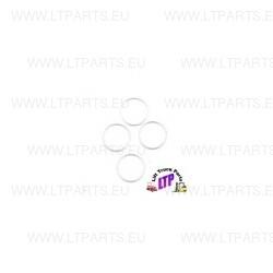 2732486 SEAL, HYDRAULIC VALVE FIAT B125C, 1992, CONTINENTAL TM27, 8718X