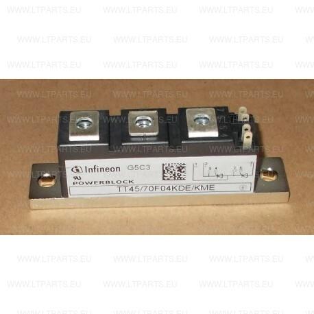 THYRISTOR MODULE FOR DRIVE, STILL R50-10, R50-10L, R50-12, R50-15, R50-16