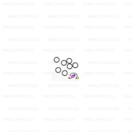 8568, JOINT TORIQUE, HYDRAULIQUE SOUPAPE FIAT B125C, 1992, CONTINENTAL TM27, 8718X