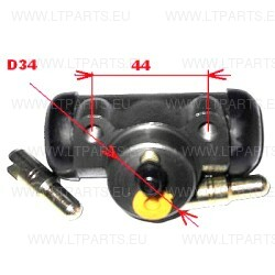 WHEEL BRAKE CYLINDER, YALE GLP30TEJU, 901427870