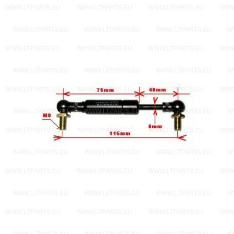 STILL 8416364 RESSORT A GAS 300N, STILL EGV-S