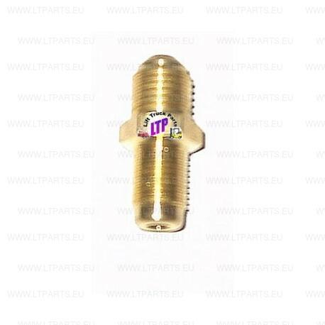 MALE M10X1JICX7 / 16JIC, GPL