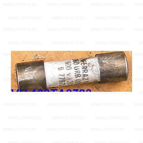 FUSE FERRAZ, 10X38 FAST 500V / 20A, FR10AM50V20
