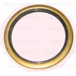 101.6   127  12.7 SEAL, AXLE POS.20, HYSTER S150A,  101.6-127-12.7, 101.6x127x12.7