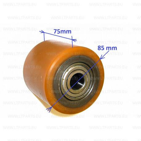 GALET AVEC ROULEMENT 6204,  TTS12, NPP16K, ROCLA CATERPILLAR 109413, 801153
