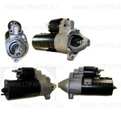 12V / 1, 8KW STARTÉR STILL 529829, R70-16, 18, 20 (N), LINDE H16D, H16T 0009710180