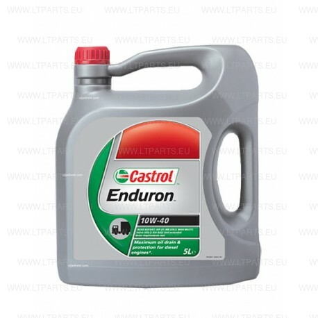 ENDURON 10W-40 CASTROL (5 L) SPECIFICATION ACEA E4 / E5 / E7, API / ILSAC CF, MB-APPROVAL 228.5,